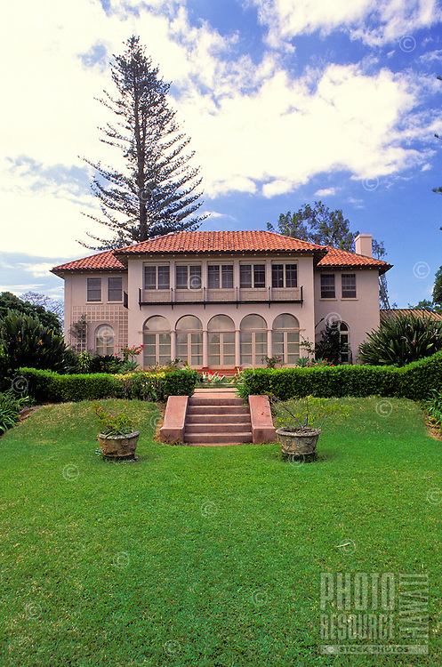Hui Noeau Visual Arts Center (formerly the Baldwin Estate), Makawao