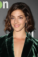 HOLLYWOOD, CA - SEPTEMBER 29: Olivia Thirlby at the Amazon Red Carpet Premiere Screening of Goliath at the London West Hollywood in West Hollywood, CA September 29, 2016. Credit: David Edwards/MediaPunch