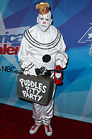 HOLLYWOOD, LOS ANGELES, CA, USA - AUGUST 15: Puddles Pity Party arrives at NBC's 'America's Got Talent' Season 12 Live Show held at Dolby Theatre on August 15, 2017 in Hollywood, Los Angeles, California, United States. (Photo by Xavier Collin/Celebrity Monitor)