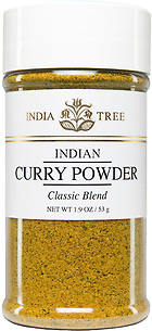 30551 Curry Powder, Small Jar 1.9 oz, India Tree Storefront