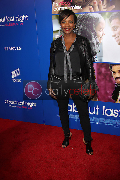 Vanessa Bell Calloway<br />
