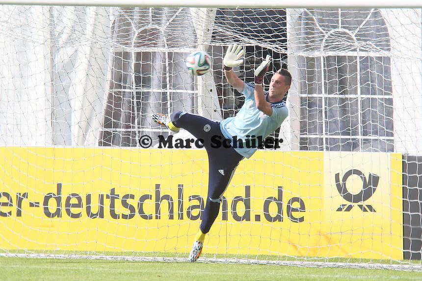 Odisseas Vlachomidos - Testspiel der Deutschen Nationalmannschaft gegen die U20 zur WM-Vorbereitung in St. Martin