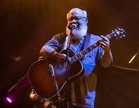 LAS VEGAS, NV - December 30, 2018: ***HOUSE COVERAGE*** Kyle Gass   pictured as Tenacious D performs at The Joint at Hard Rock Hotel &amp; Casino in Las Vegas, NV on December 30, 2018. <br /> CAP/MPI/EKP<br /> &copy;EKP/MPI/Capital Pictures