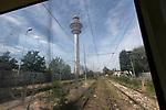 Milano luglio 2017 verso Rozzano sul tram n. 15