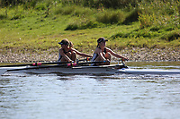 Race: 108  W.J14.2x   [217]Evesham RC - EVE-Akerman  vs [218]City of Swansea RC - CSW-Hayward <br /> <br /> Ross Regatta 2017 - Monday<br /> <br /> To purchase this photo, or to see pricing information for Prints and Downloads, click the blue 'Add to Cart' button at the top-right of the page.