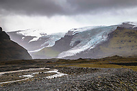 Hvannadalshnukur Glacier