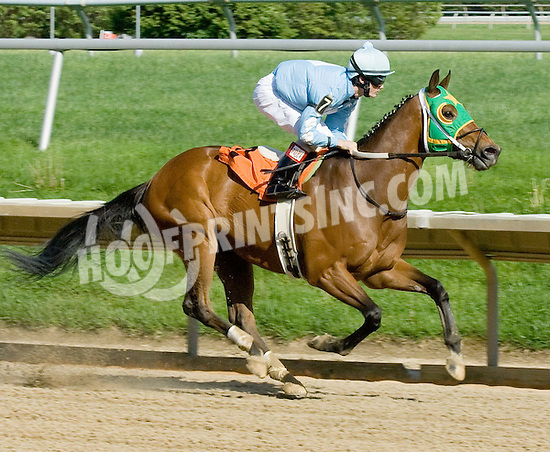 Poppa's Pick at Delaware Park on 5/4/10