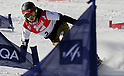 Tomoka Takeuchi (JPN), JANUARY 15, 2011 - Snowboarding : FIS Snowboard World Cup Women's Parallel Slalom in Bad Gastein, Austria. (Photo by SATTON PRESS/AFLO)