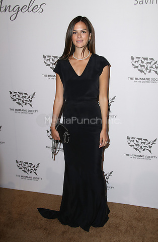 HOLLYWOOD, CA - MAY 07: Allie Rizzo  attends The Humane Society of the United States' to the Rescue Gala at Paramount Studios on May 7, 2016 in Hollywood, California. Credit: Parisa/MediaPunch.