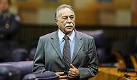 SAO PAULO, SP, 05 DE FEVEREIRO 2013 - ABERTURA ANO LEGISLATIVO - Toninho  Paiva durante abertura da sessão de Abertura do Ano Legislativo da Câmara Municipal de São Paulo (SP), nesta terça-feira (5). FOTO: VANESSA CARVALHO - BRAZIL PHOTO PRESS