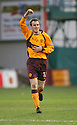 09/02/2008    Copyright Pic: James Stewart.File Name : sct_jspa12_motherwell_v_kilmarnock.DAVID CLARKSON CELEBRATES AFTER HE HEADS HOME MOTHERWELL'S LATE WINNER.James Stewart Photo Agency 19 Carronlea Drive, Falkirk. FK2 8DN      Vat Reg No. 607 6932 25.Studio      : +44 (0)1324 611191 .Mobile      : +44 (0)7721 416997.E-mail  :  jim@jspa.co.uk.If you require further information then contact Jim Stewart on any of the numbers above........