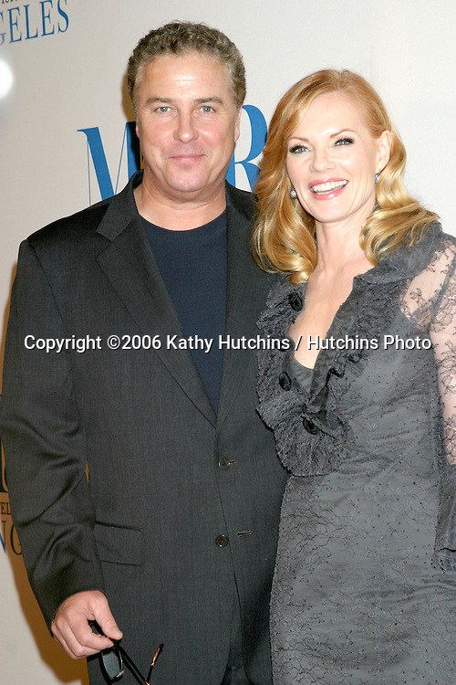 William Petersen & Marg Helgenberger.Museum of TV & Radio Annual Gala IHO Les Moonves and Jerry Bruckheimer.Regent Beverly Wilshire Hotel.Beverly Hills, CA.October 30, 2006.©2006 Kathy Hutchins / Hutchins Photo....
