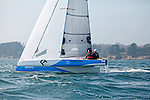 Diam 24 One Design, light, sporty, powerful, winged and designed to race with three or four people on board. The Diam 24OD is fast in light winds and confident in stronger breeze without the necessity for high level sporting prowess. The Diam 24 the new boat for the Tour de France à la Voile 2015.<br /> Maitre Coq, Skipper Jérémie Beyou