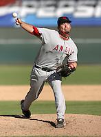 David Herndon / Scottsdale Scorpions 2008 Arizona Fall League..Photo by:  Bill Mitchell/Four Seam Images