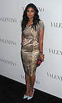 HOLLYWOOD, CA - MARCH 27: Rachel Roy arrives at the Valentino 50th Anniversary And New Flagship Store Opening On Rodeo Drive at Valentino Boutique on March 27, 2012 in Beverly Hills, California.
