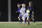 Germantown Legends Black vs. Bartlett FC at Mike Rose Soccer Complex in Memphis, Tenn. on Monday, November 7, 2016. The Germantown Legends Black won 11-1.