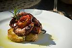 Octopus from Pedralva kitchen
