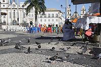 SALVADOR, BA, 23.03.2013 - PELOURINHO-BA - Imagem de arquivo da Praça Terreiro de Jesus no Pelourinho, Centro Histórico de Salvador - BA. (Foto: Joá Souza / Brazil Photo Press).