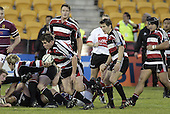 Grant Henson during the Air NZ Cup game between the Counties Manukau Steelers and Southland played at Mt Smart Stadium on 3rd September 2006. Counties Manukau won 29 - 8.