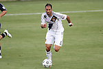 29 May 2012: Los Angeles' Marcelo Sarvas (BRA). The Carolina RailHawks (NASL) defeated the Los Angeles Galaxy (MLS) 2-1 at WakeMed Soccer Stadium in Cary, NC in a 2012 Lamar Hunt U.S. Open Cup third round game.
