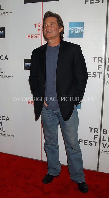 WWW.ACEPIXS.COM . . . . . ....NEW YORK, MAY 6, 2006....Kurt Russel at the Premiere Of Poseidon At The 5th Annual TFF.....Please byline: KRISTIN CALLAHAN - ACEPIXS.COM.. . . . . . ..Ace Pictures, Inc:  ..(212) 243-8787 or (646) 679 0430..e-mail: picturedesk@acepixs.com..web: http://www.acepixs.com