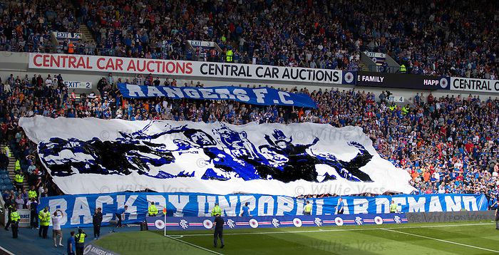 Rangers FC - Back by Unpopular Demand
