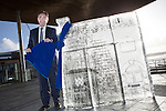Welsh Water Wrap Up Wales.<br /> The Senedd<br /> 10.12.14<br /> &copy;Steve Pope -FOTOWALES