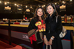 Guests attend the Longines Hong Kong Masters 2015 at the AsiaWorld Expo on 15 February 2015 in Hong Kong, China. Photo by Moses Ng / Power Sport Images
