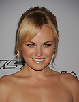 LOS ANGELES, CA. - March 18: Malin Akerman arrives at the Ferrari 458 Italia Brings Funds for Haiti Relief event at Fleur de Lys on March 18, 2010 in Los Angeles, California.
