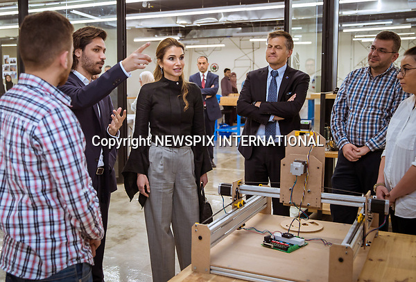 03.05.2017; Amman, Jordan: QUEEN RANIA<br />