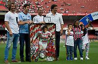 São Paulo (SP), 20/10/2019 - São Paulo-Avaí - Partida entre São Paulo e Avaí pela 27ª rodada do Campeonato Brasileiro no estádio do Morumbi em São Paulo, neste domingo (20).