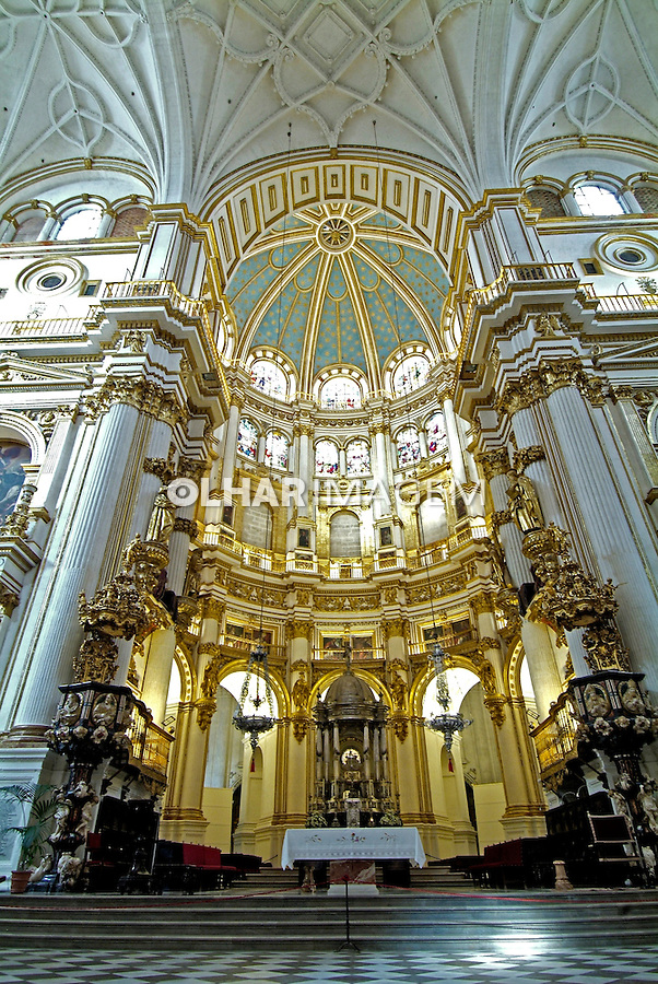 Catedral de Granada. Espanha. 2008. Foto de Catherine Krulik.