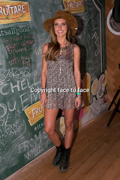 Audrina Patridge is photographed at Coachella Valley Music and Arts Festival held at Empire Polo Club in Indio, California on April 13, 2013. ..Credit: MediaPunch/face to face..- Germany, Austria, Switzerland, Eastern Europe, Australia, UK, USA, Taiwan, Singapore, China, Malaysia and Thailand rights only -