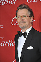 Gary Oldman at the 2014 Palm Springs International Film Festival Awards gala at the Palm Springs Convention Centre.<br /> January 4, 2014  Palm Springs, CA<br /> Picture: Paul Smith / Featureflash