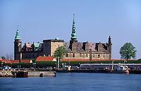 Daenemark, Seeland Schloss von Helsingoer