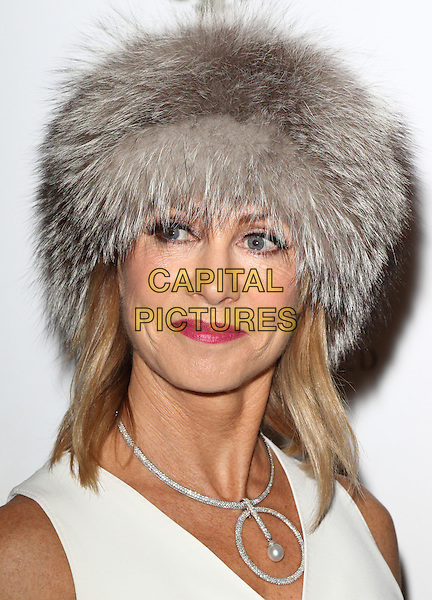 Karen Millen at Teens Unite's The Advent Tale - fundraising gala at the Grand Connaught Rooms, Great Queen Street, London on December 9th 2016<br /> CAP/ROS<br /> &copy; Jill Mayhew/Capital Pictures