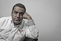 Salvador López. Abogado. Candidato por el Partido Movimiento Ciudadano a la gubernatura del Estado.