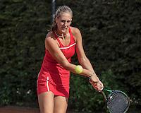 Hilversum, Netherlands, August 8, 2016, National Junior Championships, NJK, Babette Burgersdijk (NED)<br /> Photo: Tennisimages/Henk Koster