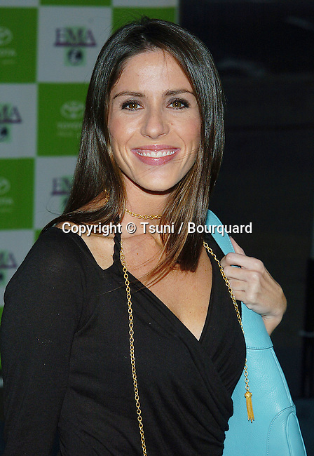Soleil Moon Frye arriving at the 14th Annual Environmental Media Awards at the Ebel Theatre  in Los Angeles. November 17, 2004.