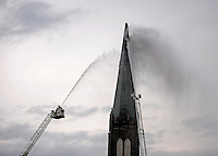 St. Rose Church Fire