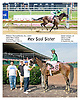 Hey Soul Sister winning at Delaware Park on 7/5/12