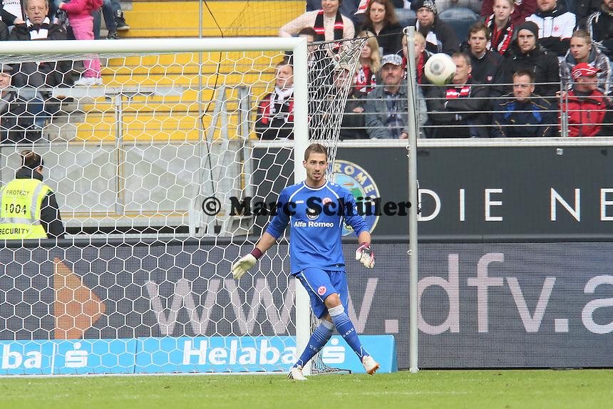 Kevin Trapp (Eintracht) - Eintracht Frankfurt vs. Bayer Leverkusen, Commerzbank Arena