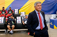 Harrison, NJ - Friday July 07, 2017: Octavio Zambrano during a 2017 CONCACAF Gold Cup Group A match between the men's national teams of French Guiana (GUF) and Canada (CAN) at Red Bull Arena.