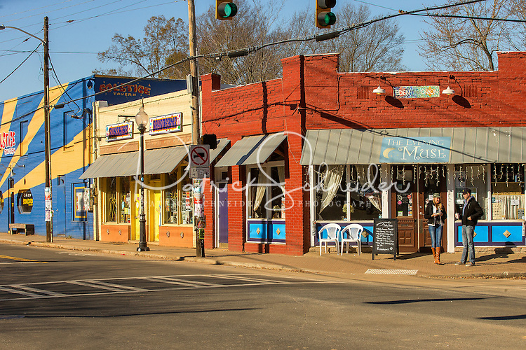 NoDa Neighborhood<br /> <br /> NoDa- Charlotte Historic Arts District, located in North Charlotte neighborhood in the North Davidson and 36th Street.<br /> <br /> <br /> Charlotte Photographer - PatrickSchneiderPhoto.com