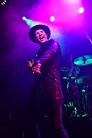 LONDON, ENGLAND - APRIL 14: Daniel Graves of 'Aesthetic Perfection' performing at O2 Academy Islington on April 14, 2019 in London, England.<br /> CAP/MAR<br /> ©MAR/Capital Pictures