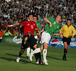 Ireland V Chile Soccer