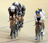 NEW ZEALAND Men and Women Team Pursuit