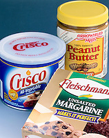 FATS: SHORTENING, PEANUT BUTTER &amp; MARGARINE<br /> Major Source Of Fatty Acids.