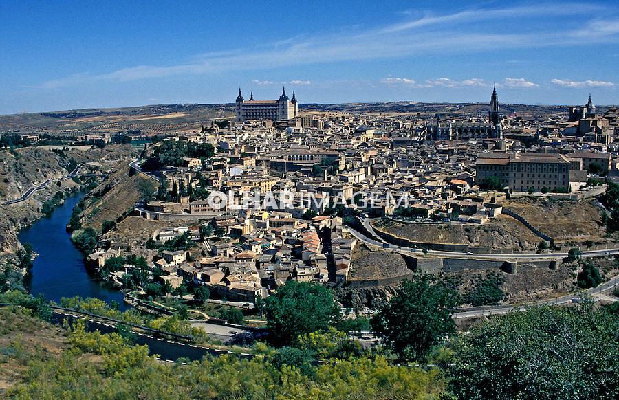Cidade de Toledo. Espanha. 2006. Foto de Catherine Krulik.