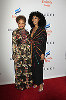 LOS ANGELES - DEC 3:  Amandla Stenberg, Tracee Ellis Ross at the Make Equality Reality Gala at the Beverly Hilton Hotel on December 3, 2018 in Beverly Hills, CA